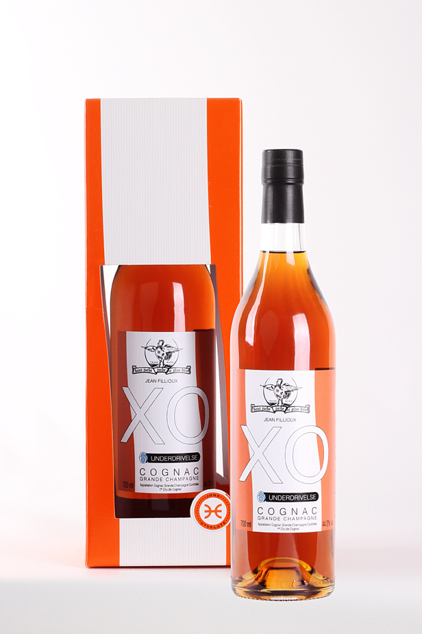 Jons Utvalgte Grande Champagne Cognac 6. Underdrivelse fra Jean Fillioux